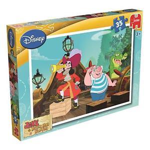 Puzzle Disney Jake & Les Pirates De Neverland Peter Pan