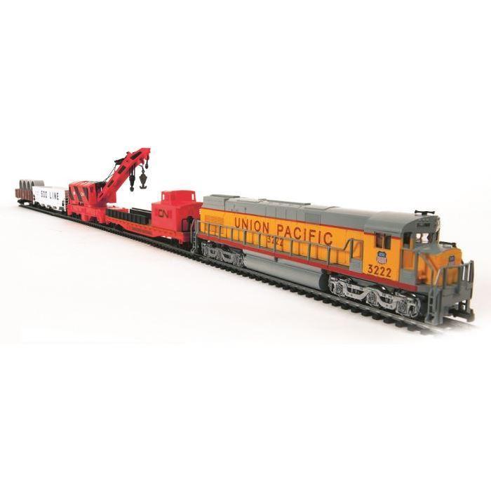 Mehano Coffret de Train électrique Wrecker Crane Achat / Vente