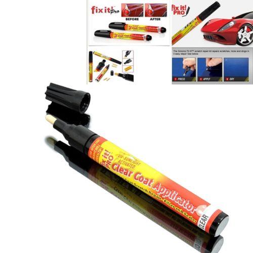 Stylo Crayon Efface Effaceur Rayure Carrosserie Pr Voiture Moto