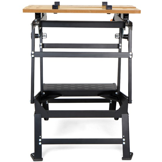 Établi Pliant Table Menuisier Bricolage Avec Graduation Meuble