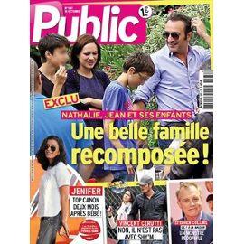 Public 000587 : Jean Dujardin & Nathalie Péchalat/Jenifer/Vincent