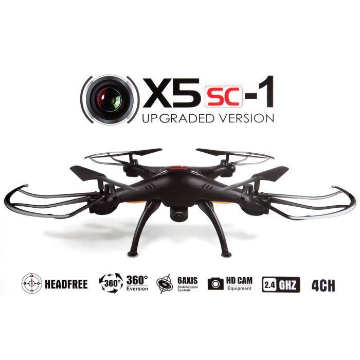 SYMA X5SC 1 Drone Achat / Vente drone