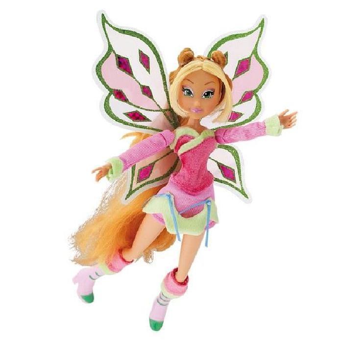 Winx Lovix Flora 29 cm Achat / Vente poupée
