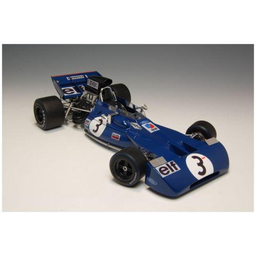 Ebbro Maquette voiture : Tyrrell 003 1970 Gp Allemagne pas cher pour