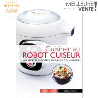Livre de cuisine Tablette de cuisine Larousse chez Boulanger