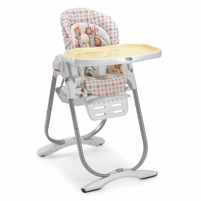 Housse de chaise chicco polly topiwall - Housse de chaise haute chicco polly magic ...