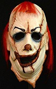 Masque de clown de la terreur: Jeux et Jouets