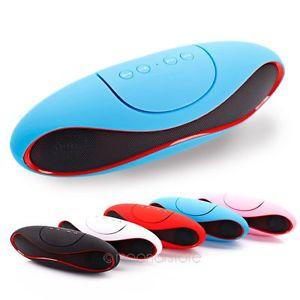 Portable Wireless Bluetooth Mini Enceinte Media Speaker Subwoofer FM