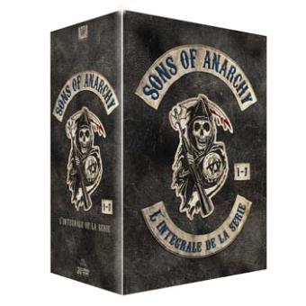 Anarchy Sons of Anarchy Saison 1 à 7 Coffret DVD Coffret DVD DVD
