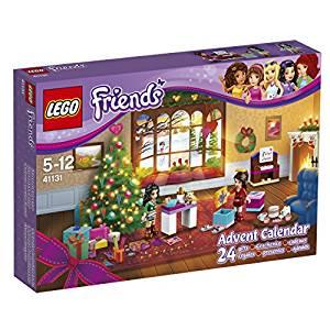 Lego 41131 Friends Jeu de Construction Le Calendrier de l