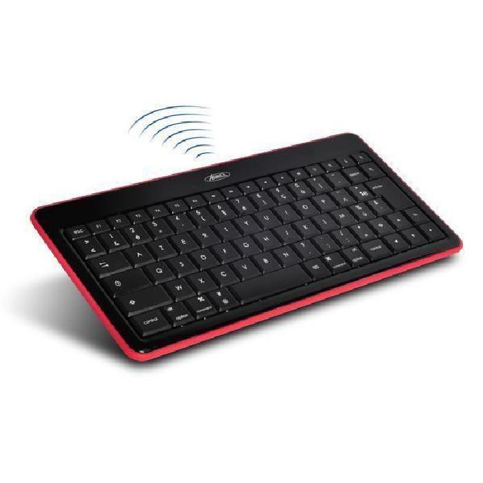 Mini Clavier Bluetooth pour iPAD, iPhone, MAC, et appareil compatible