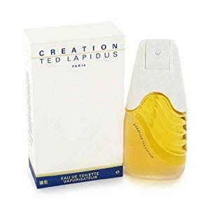 Creation POUR FEMME par Ted Lapidus 50 ml Eau de Toilette