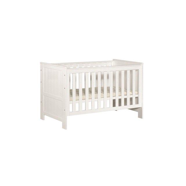 Lit bébé plage 140 cm x 70 cm evolutif Petite Chambre