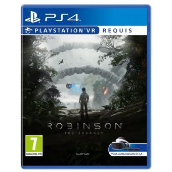 Robinson : the Journey PS4 VR sur Playstation 4 Précommande & prix