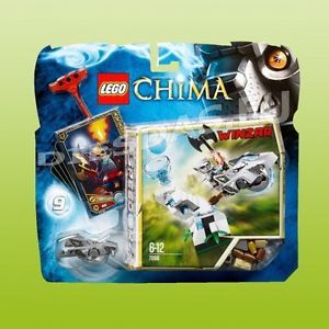 Lego Legends of Chima 70106 Tour