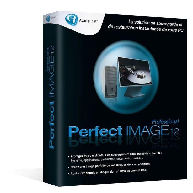 Avanquest Perfect Image 12 Achat / Vente logiciel bureautique