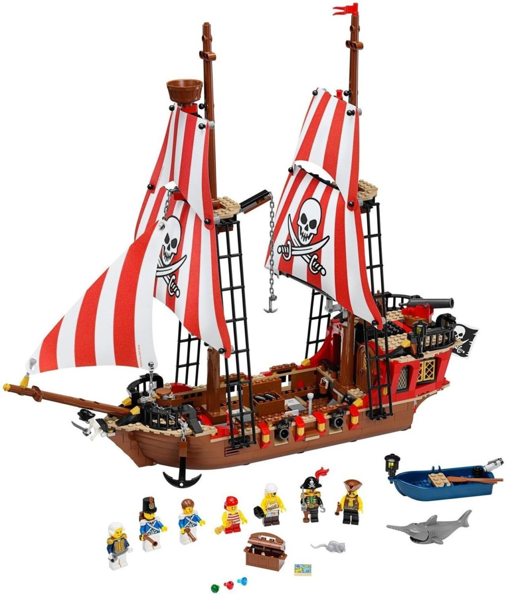 LEGO Pirate 70413 Grand Bateau de Pirates NEUF EMBALLAGE D'ORIGINE