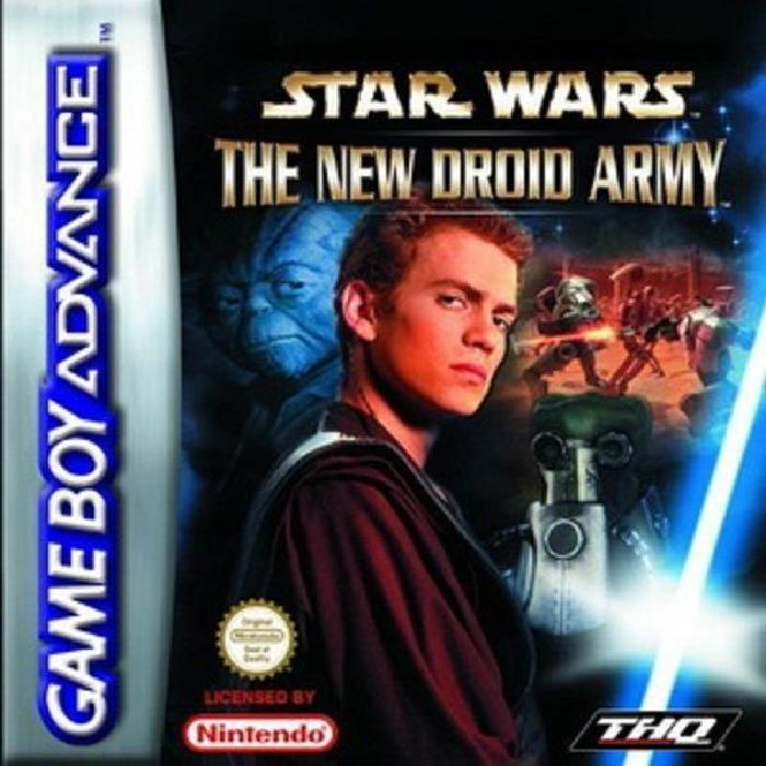 STAR WARS THE NEW DROID ARMY Achat / Vente jeu gba STAR WARS THE NEW