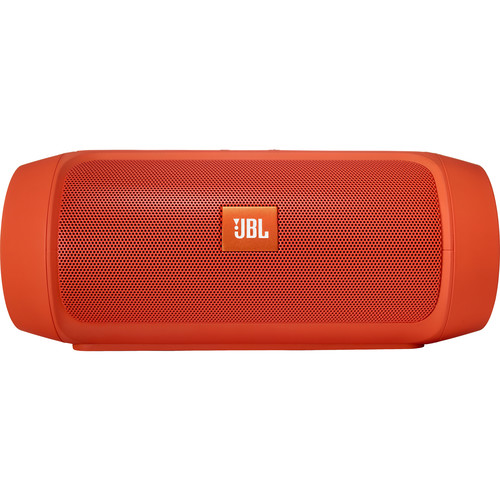 NEUF JBL CHARGE 2+ PLUS SANS FIL BLUETOOTH ENCEINTE ORANGE SPLASHPROOF