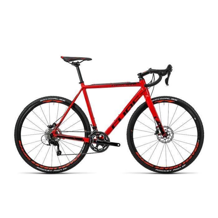 Le Cube Cross Race est un VTT de type cyclo cross.?Voir la