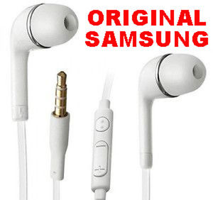 KIT Pieton Ecouteurs Samsung ? Intra Auriculaire Blanc ? Galaxy S4
