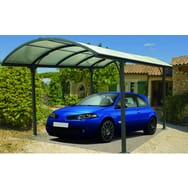 Flash Carport aluminium Blackpool / 14,79 m² Abri voiture aluminium