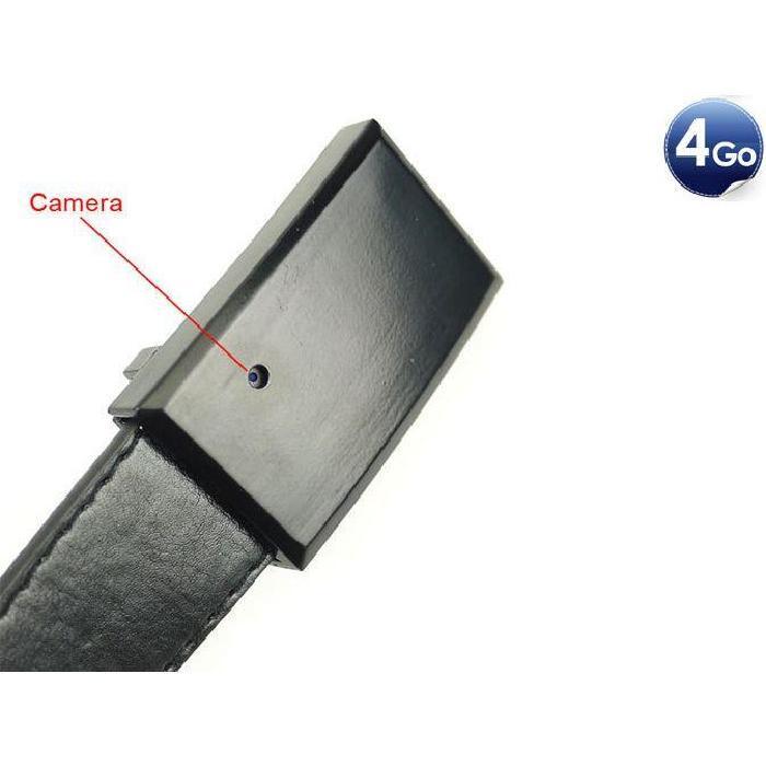 Ceinture caméra espion 4 Go vidéo & photo Caméra espion 4 Go