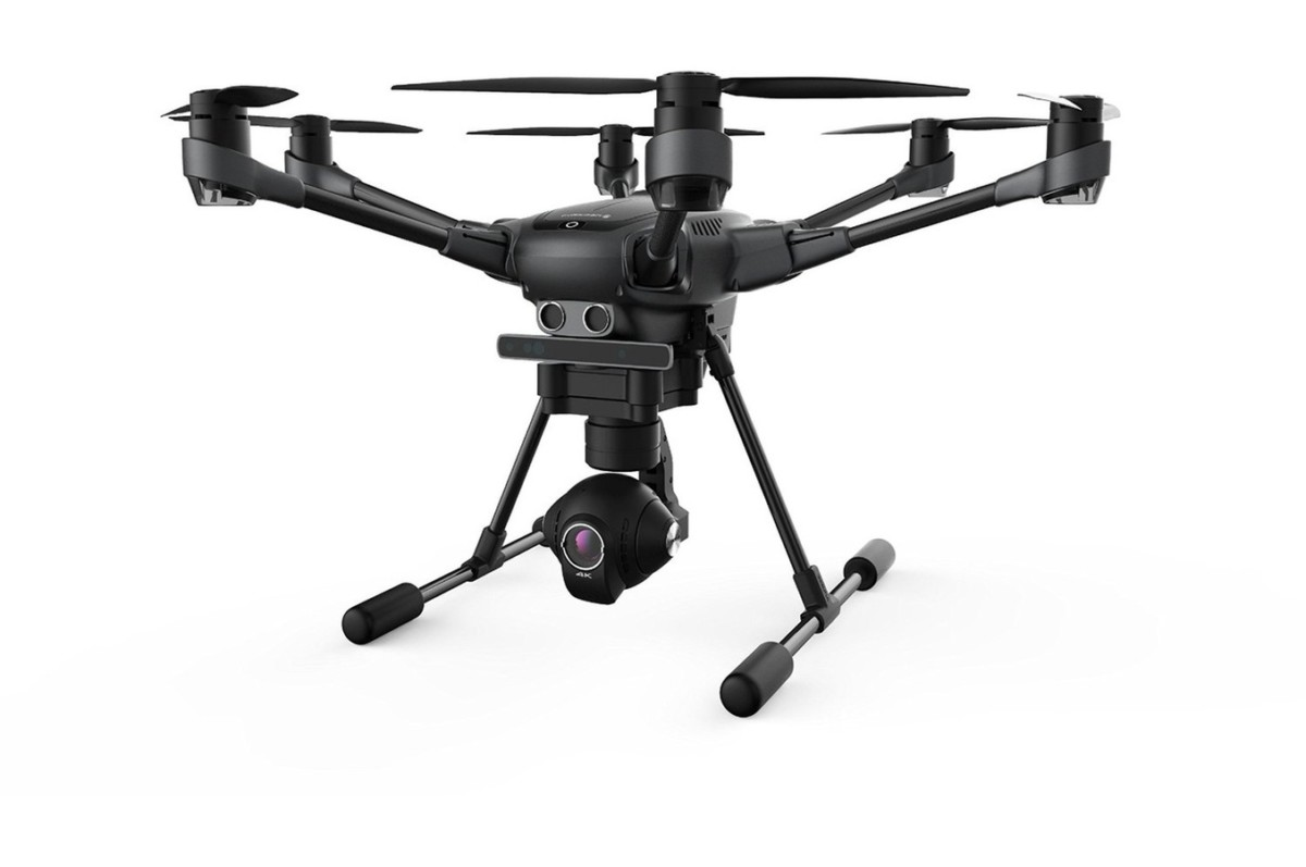 Drone Yuneec TYPHOON H PRO (4240405) |