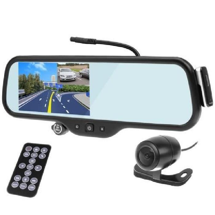 Rétroviseur avec caméra de recul Kit Bluetooth Achat