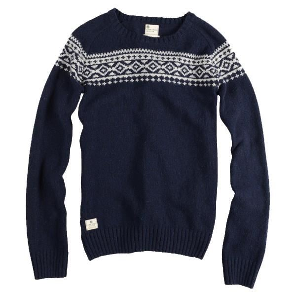 pull Element Cameron Homme Marine Achat / Vente pull pull Element