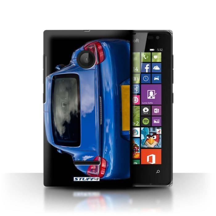 Coque de Stuff4 / Coque pour Microsoft Lumia 532 / Cayman/Feu Arrière