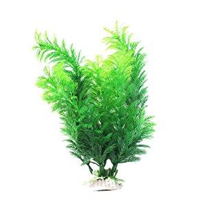 30cm artificielle plantes plastique décoration intérieure aquarium