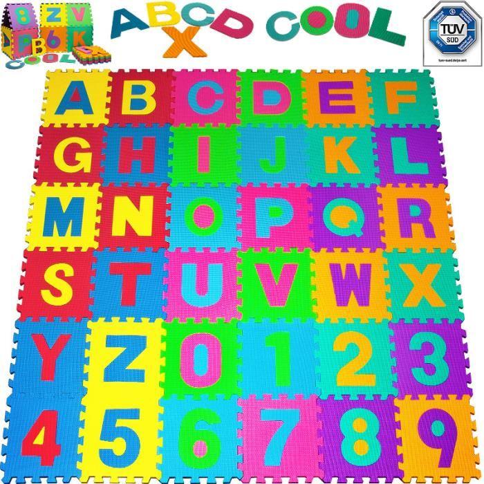 Tapis puzzle en mousse 86 pièces Enfant Achat / Vente puzzle