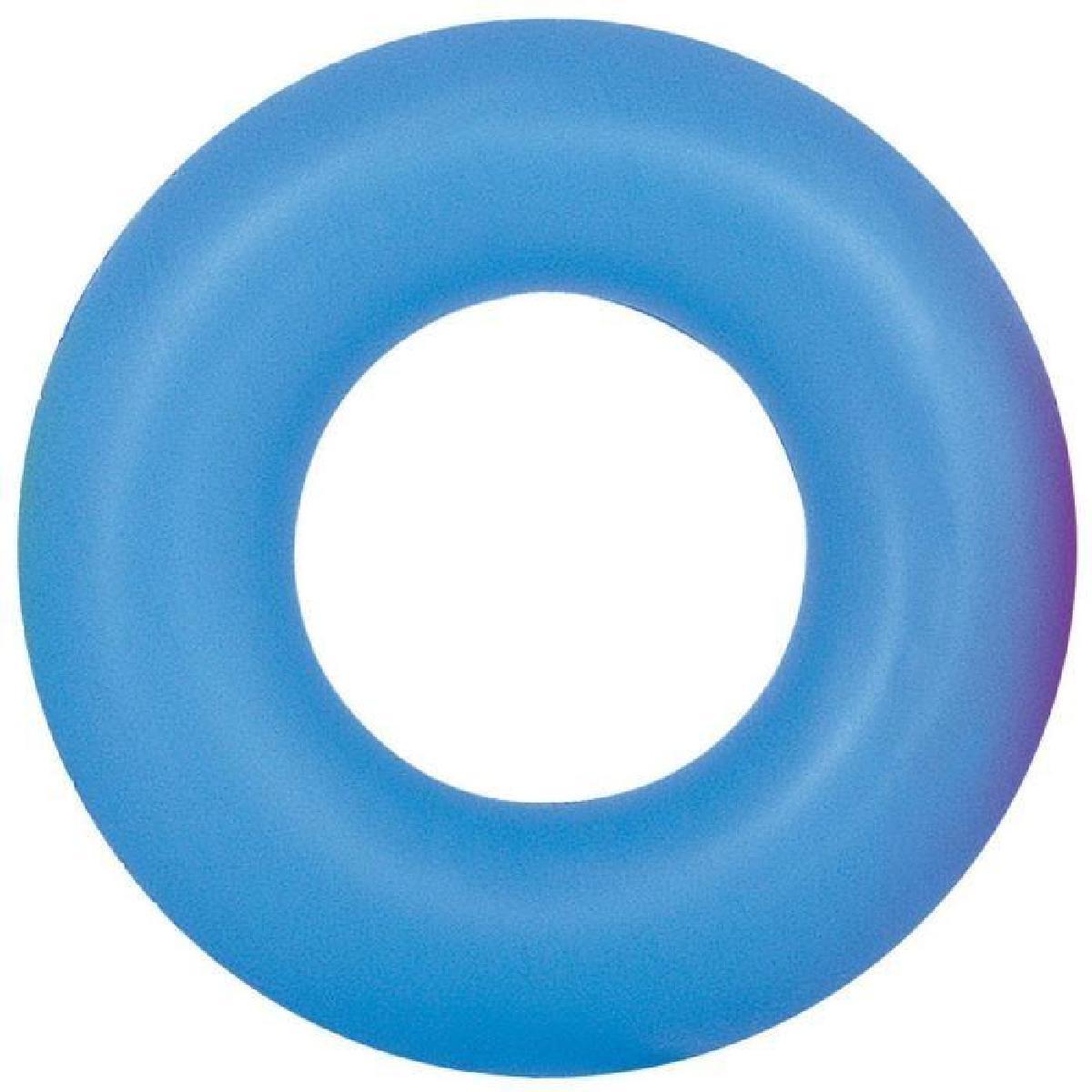 Bouée gonflable baignade Fluo swim ring bleu 91 cm Bestway UNI Bleu