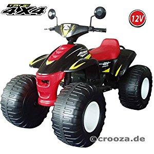 crooza ® RÈEL 4×4 QUAD ATV Voiture / Véhicule électrique pour