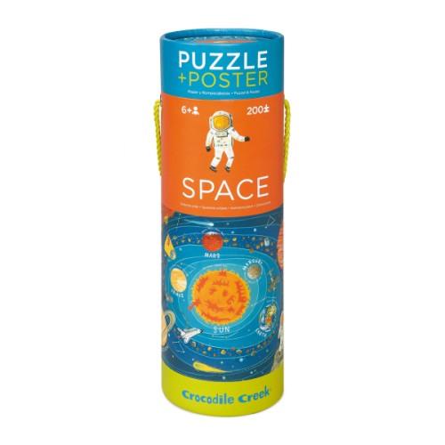 Jeux éducatifs > Sciences > Astronomie > Puzzle Espace 200 pièces