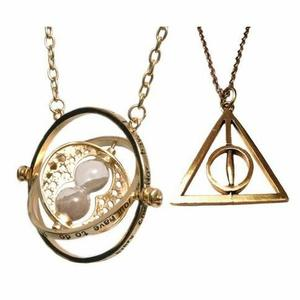 Harry potter collier retourneur de temps Achat / Vente