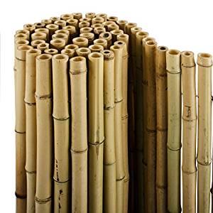 Brise vue casa pura® en 100% bambou | clôture de qualité