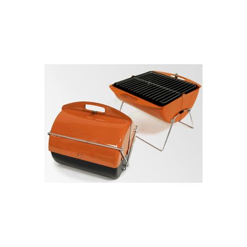 Somagic VigiPiscine Barbecue portatif Roll And Cook au charbon de