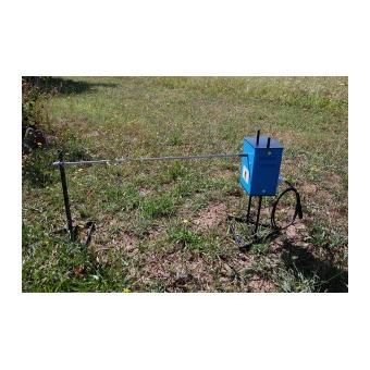 Tourne broche électrique 100cm, pour barbecue ou cheminée Achat
