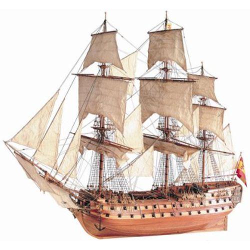 Artesania Maquette bateau en bois : San Juan Nepomuceno pas cher