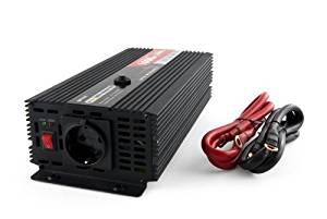 Convertisseur PUR SINUS 12V 220V 1000 watts de dernière génération