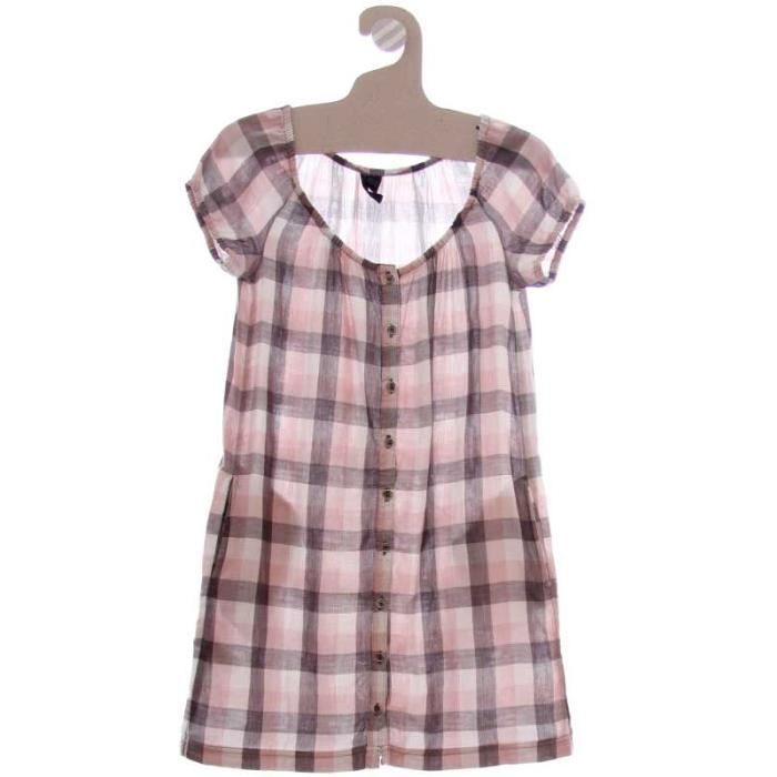 Robe Mango Rose Achat / Vente robe