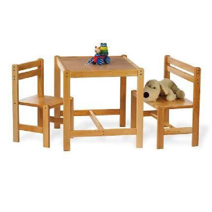 Chaise enfant, banc et table pour enfant Sven Achat / Vente table et