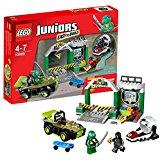 Lego Juniors 10665 Jeu De Construction Spiderman
