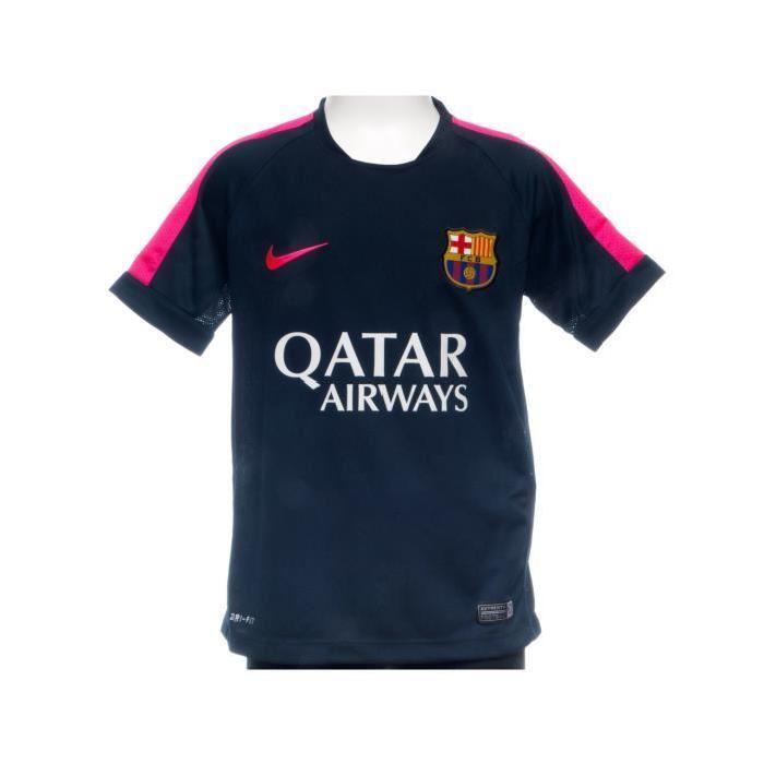 Maillot de football Barca maillot training jr Prix pas cher