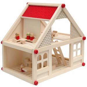 Maison de poupées en bois Achat / Vente Maison de poupées en bois