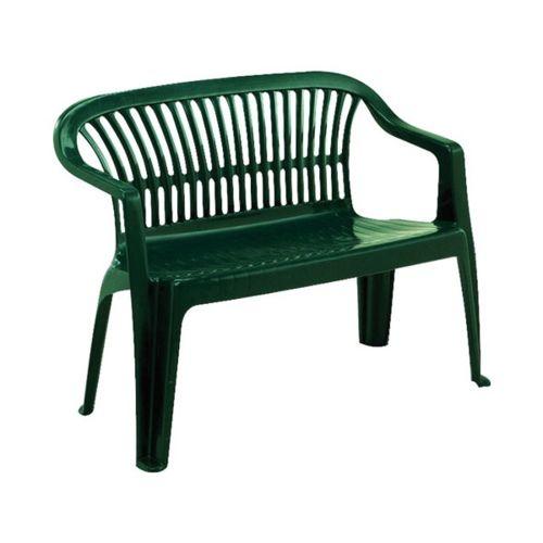 Banc de jardin Diva vert pas cher Achat / Vente Banc de jardin