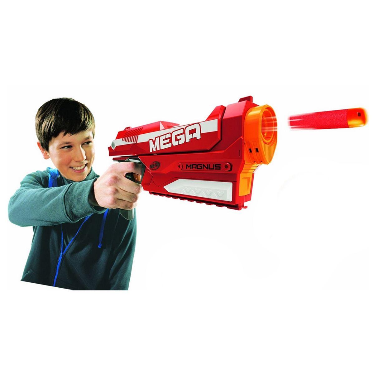 Pistolet nerf n strike elite mega magnus Hasbro