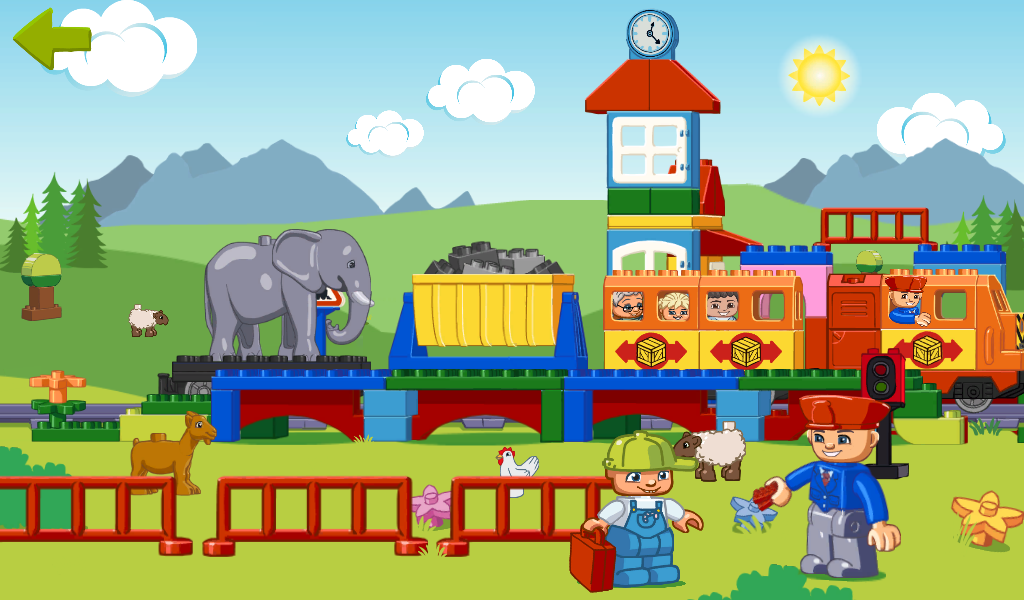 LEGO® DUPLO® Train: Appstore pour Android